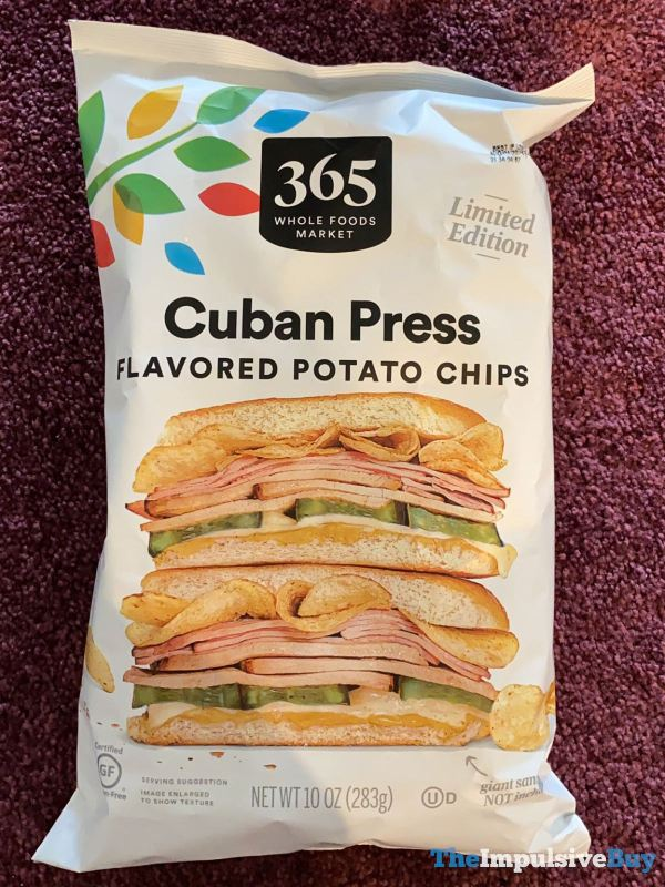 365 Whole Foods Market Cuban Press Flavored Potato Chips