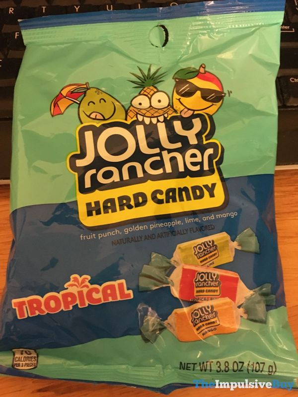 Jolly Rancher Hard Candy Tropical