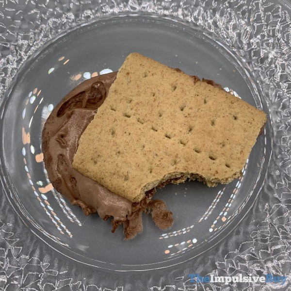 Stuffed Puffs Chocolate on Chocolate Marshmallows Smores 2