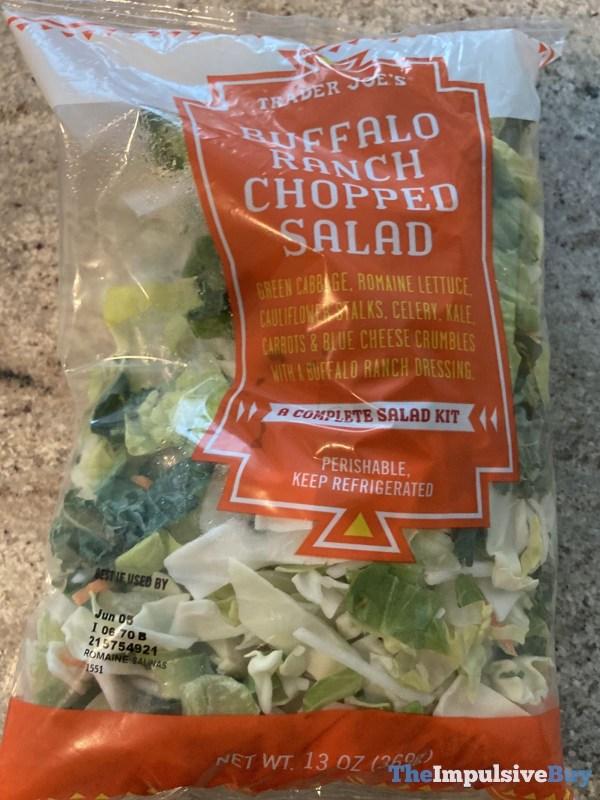 Trader Joe s Buffalo Ranch Chopped Salad