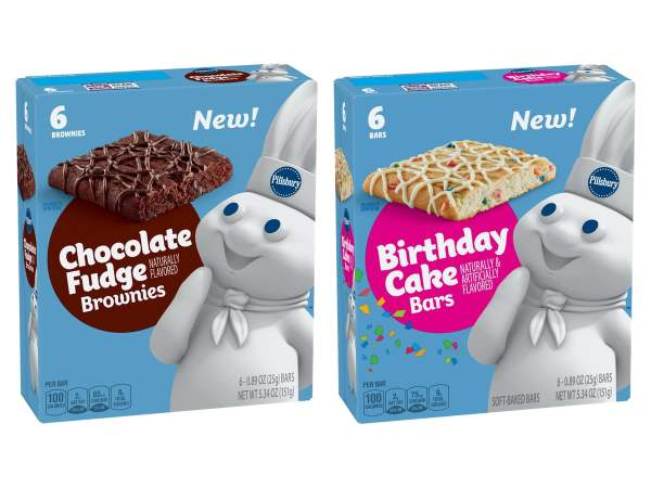 News Pillsbury Snack Cakes