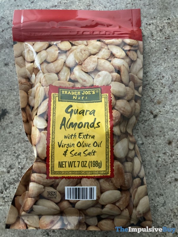 Trader Joe s Guara Almonds