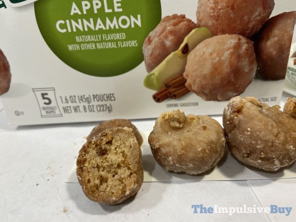 Krispy Kreme Apple Cinnamon Bites