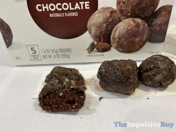 Krispy Kreme Chocolate Bites