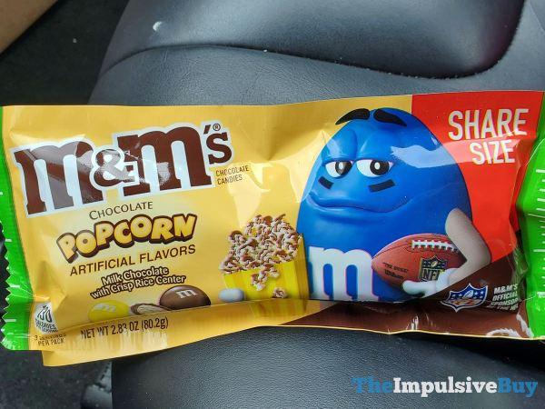 Popcorn M M s