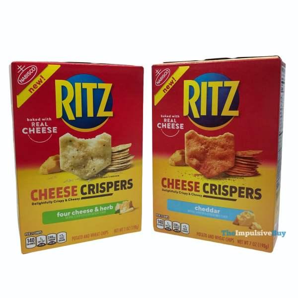 Ritz Cheese Crispers