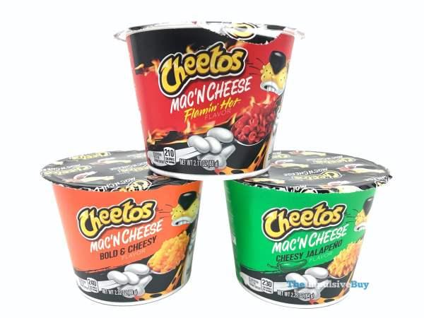Cheetos Mac  N Cheese Cups