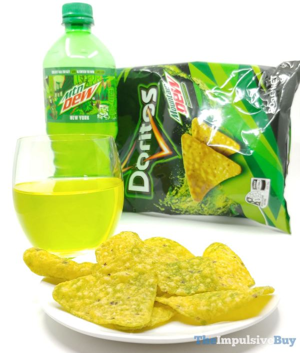 Mountain Dew Doritos  Australia Soda 2
