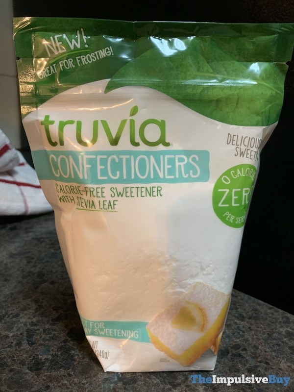 Truvia Confectioners Sweetener