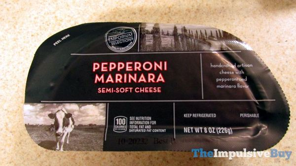 Emporium Selection Pepperoni Marinara