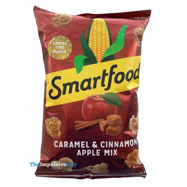 Smartfood Caramel  Cinnamon Apple Mix