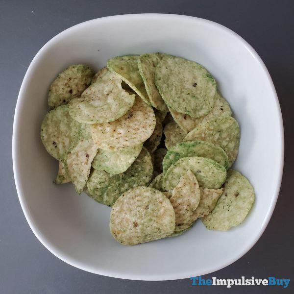 Tostitos Hint of Guacamole Tortilla Chips Bowl