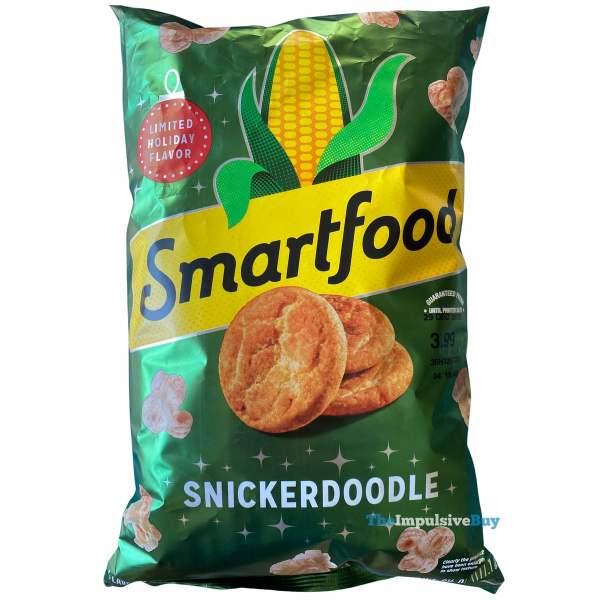 Smartfood Snickerdoodle Popcorn Bag