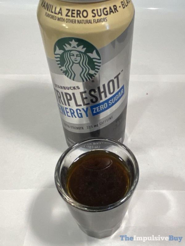 Starbucks Tripleshot Energy Zero Sugar Vanilla