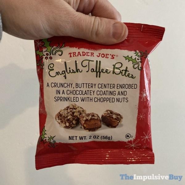 Trader Joe s English Toffee Bites