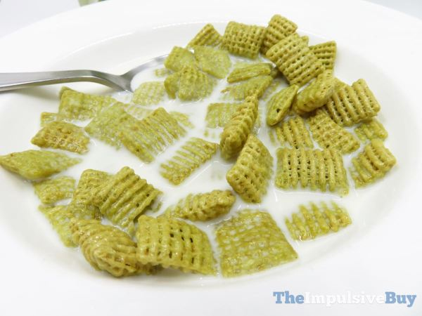 Kellogg s Chex Green Onion 4