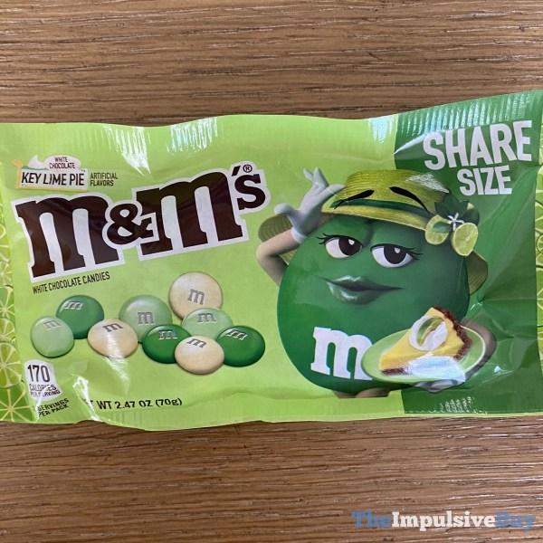 Key Lime Pie M M s