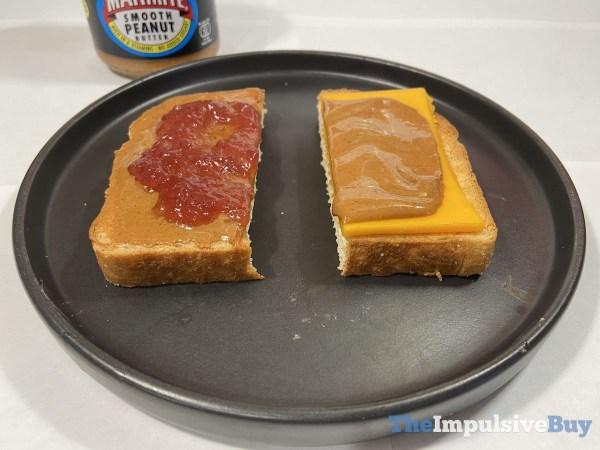 Marmite Peanut Butter Spread