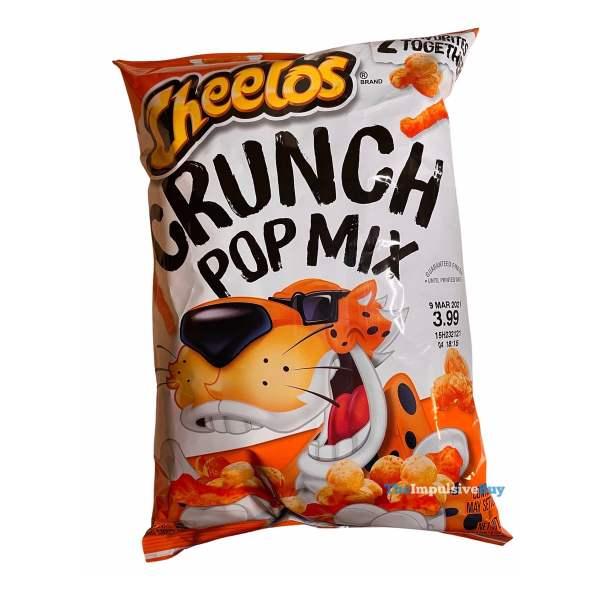 Cheetos Crunch Pop Mix Bag