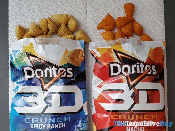 Doritos 3D Crunch Spill