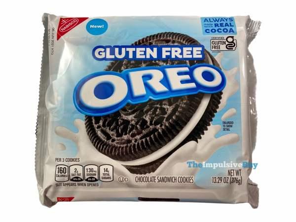 Gluten Free Oreo Cookies Pkg