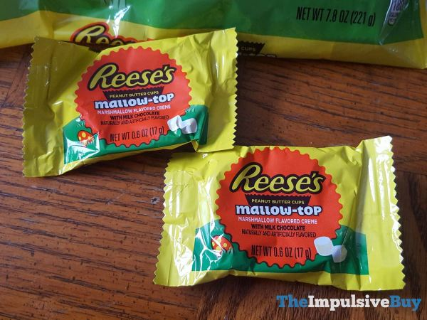 Reese s Mallow top Peanut Butter Cups Individual