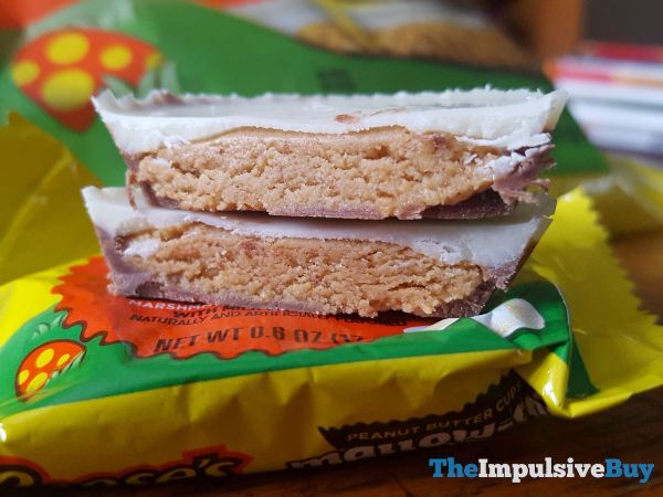 Reese s Mallow top Peanut Butter Cups Innards