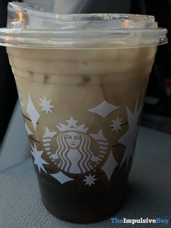 Starbucks Honey Almondmilk Cold Brew Cup