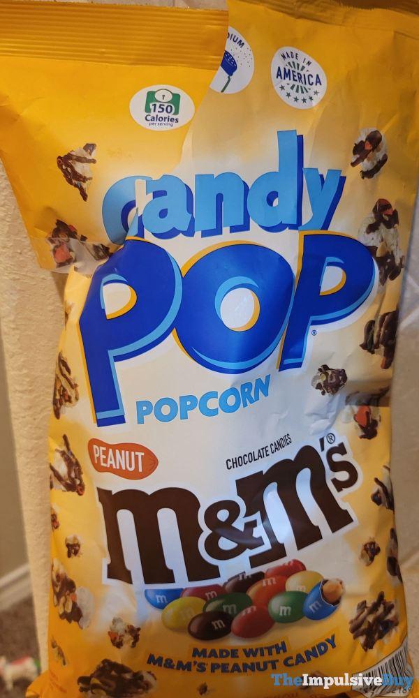 Candy Pop Peanut M M s Popcorn