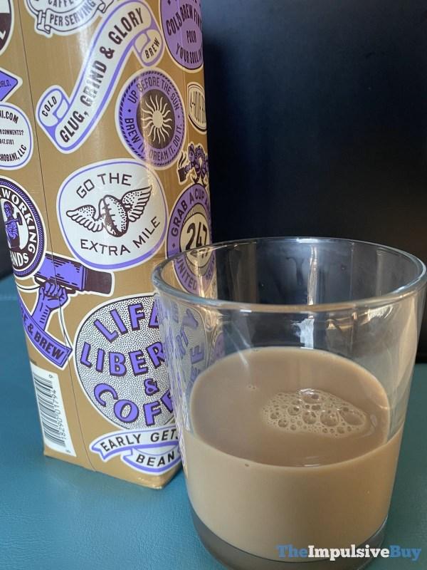 Chobani Cold Brew Coffee Sweet Creamer