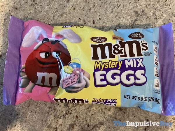 M M s Mystery Mix Eggs