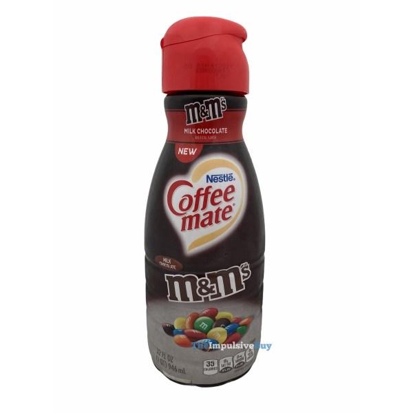 Nestle Coffe mate Milk Chocolate M M s Creamer