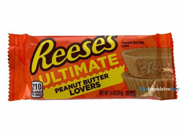 Reese s Ultimate Peanut Butter Lovers Wrapper