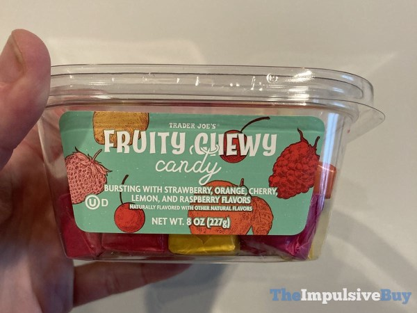 Trader Joe s Fruity Chewy Candy