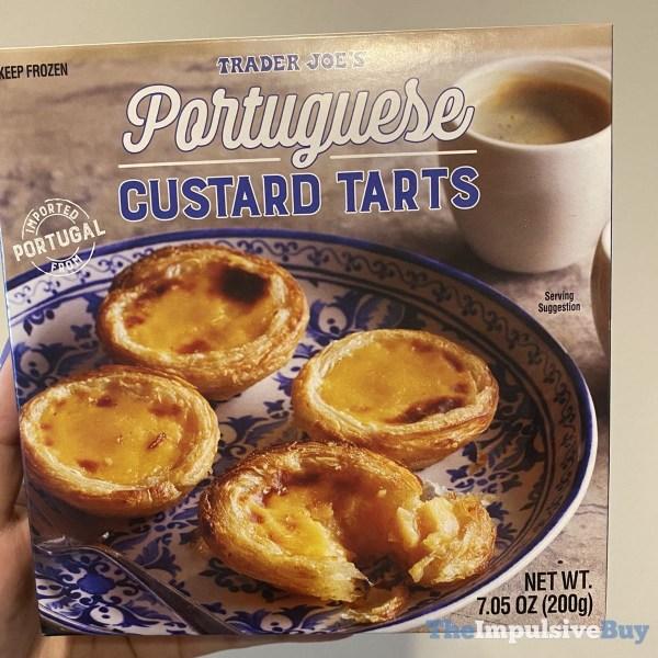 Trader Joe s Portuguese Custard Tarts