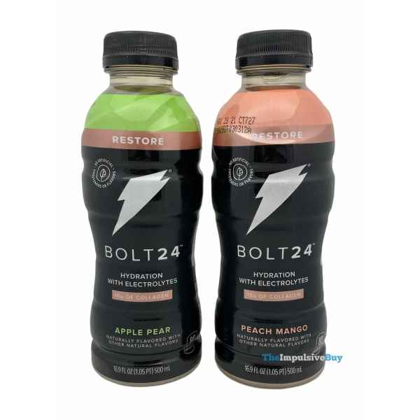 Gatorade BOLT24 Restore Bottles