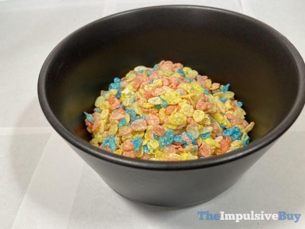 Post Birthday Cake Pebbles Bowl
