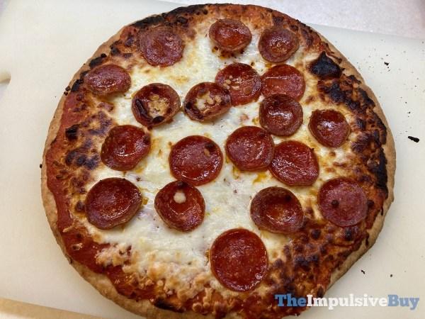 Gluten Free Pepperoni DiGiorno Pizza Whole