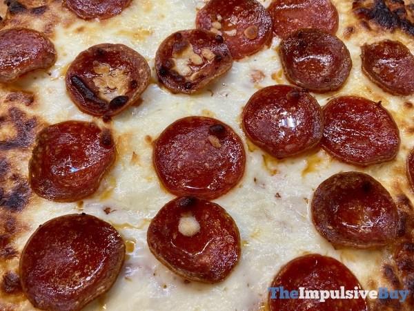 Gluten Free Pepperoni DiGiorno Pizza Toppings