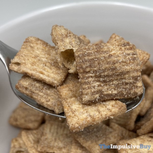 Dulce de Leche Toast Crunch Cereal Granules