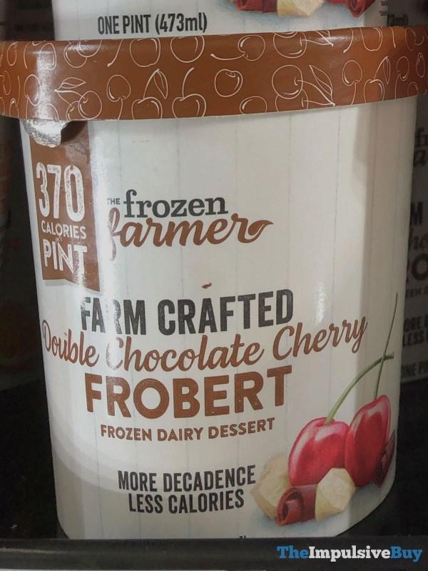 The Frozen Farmer Double Chocolate Cherry Frobert
