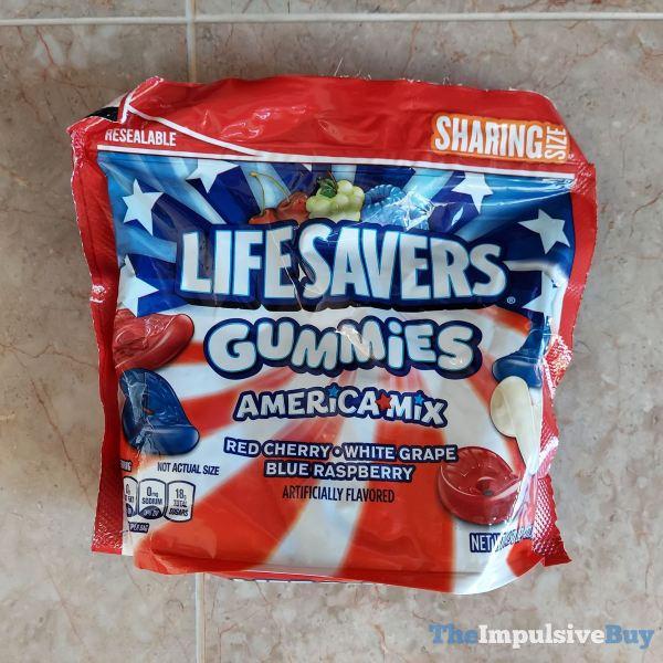 Life Savers Gummies America Mix