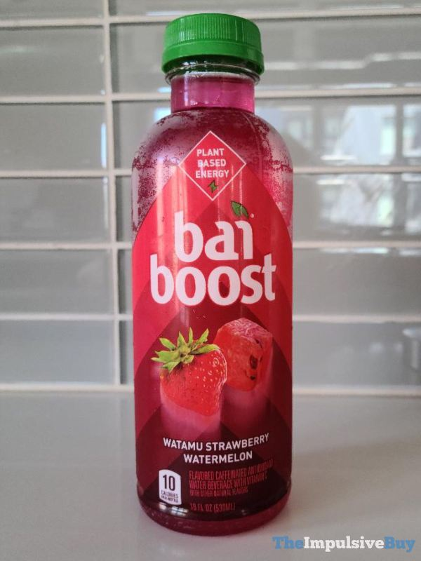 Bai Boost Watamu Strawberry Watermelon