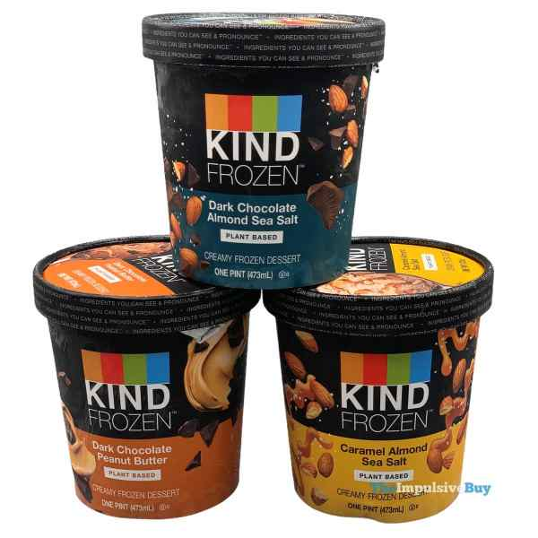 KIND Frozen Pints Containers