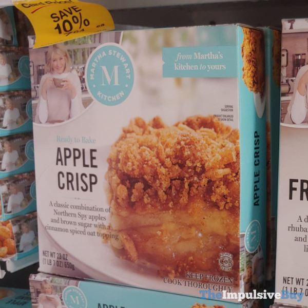 Martha Stewart Kitchens Apple Crisp2