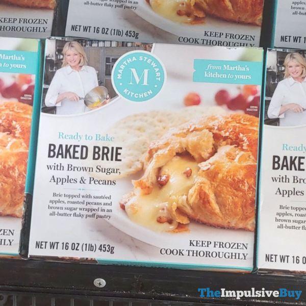 Martha Stewart Kitchen Baked Brie