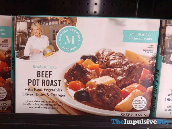 Martha Stewart Kitchens Beef Pot Roast