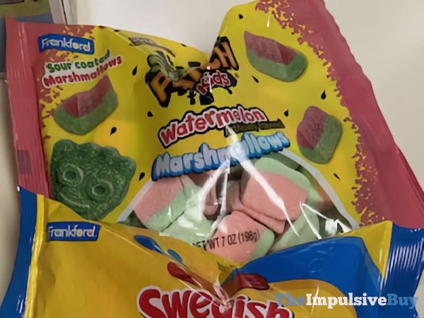 Frankford Sour Patch Kids Watermelon Marshmallows