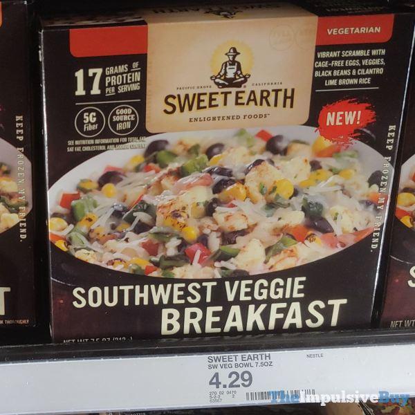 Sweet Earth Southwest Veggie Breakfast