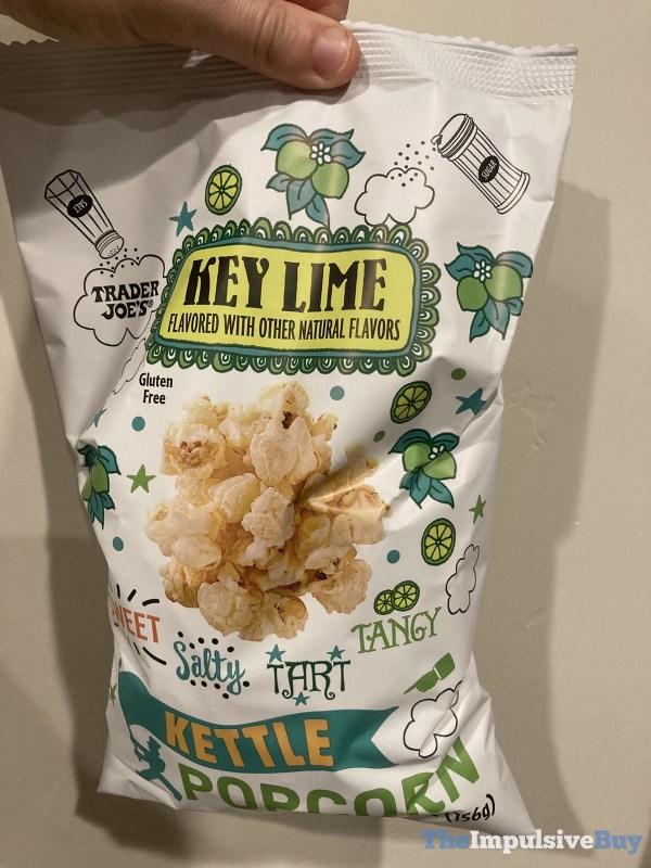 Trader Joe s Key Lime Kettle Popcorn